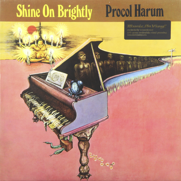 Procol Harum Procol Harum - Shine On Brightly (180 Gr) цена 2017
