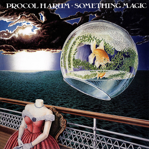 Procol Harum Procol Harum - Something Magic (2 Lp, Colour) procol harum procol harum live in concert with the edmonton symphony 2 lp colour