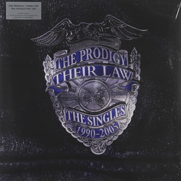 цена на Prodigy Prodigy - Their Law The Singles 1990-2005 (2 Lp, 180 Gr)