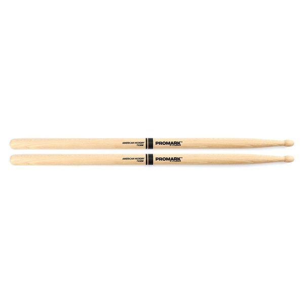 Аксессуар для электронных барабанов ProMark Палочки барабанные TX2BW pro mark promark txr5bw hickory 5b the natural