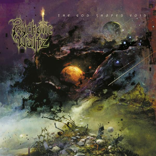 Psychotic Waltz - The God-shaped Void (2 Lp + Cd, 180 Gr)