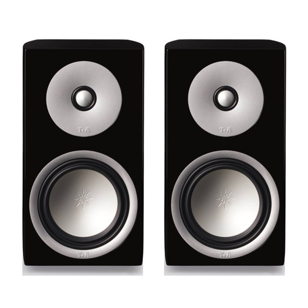 Полочная акустика T+A Pulsar R 20 High Gloss Black акустика центрального канала piega classic center large macassar high gloss