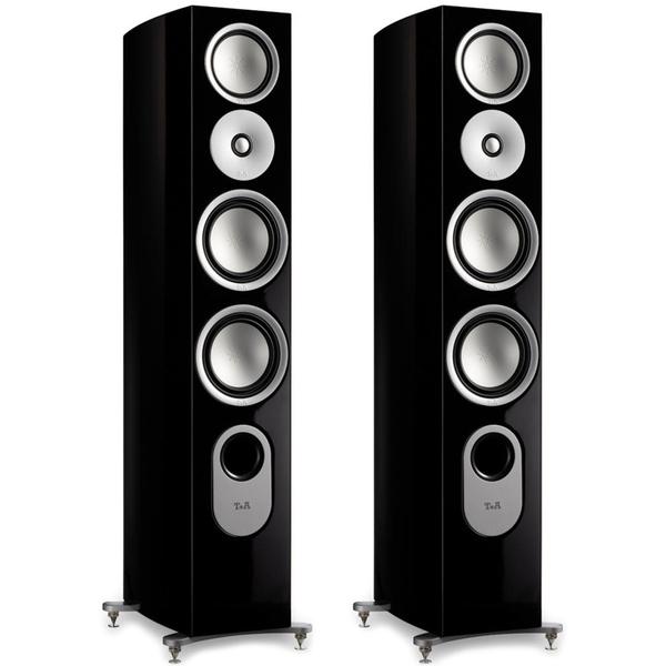 Напольная акустика T+A Pulsar ST 20 High Gloss Black центральный канал canton cd 1050 black high gloss