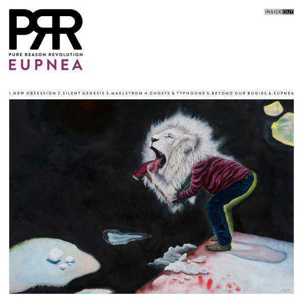 Pure Reason Revolution - Eupnea (2 Lp + Cd, 180 Gr)