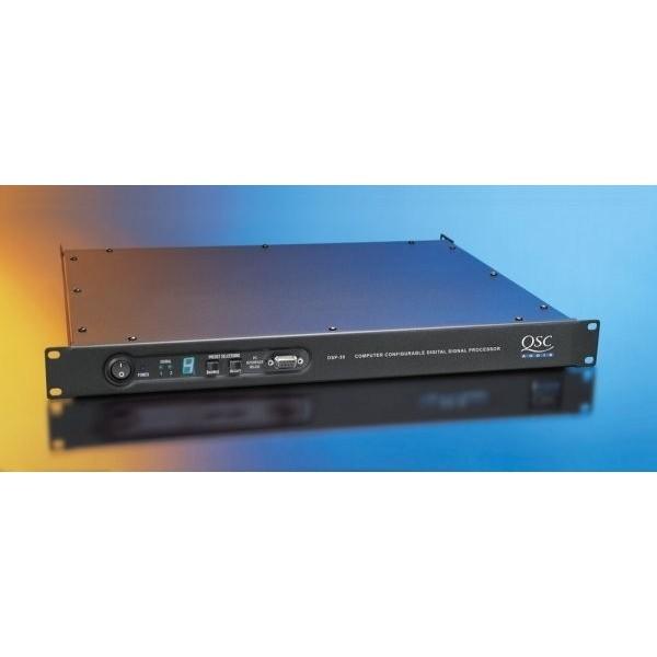 Контроллер/Аудиопроцессор QSC DSP322ua контроллер аудиопроцессор genelec 9301a