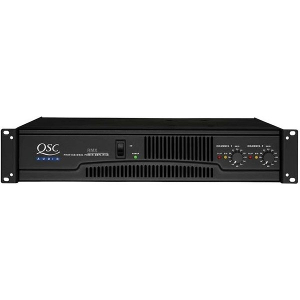 Профессиональный усилитель мощности QSC RMX850 профессиональный усилитель мощности eurosound xz 1200