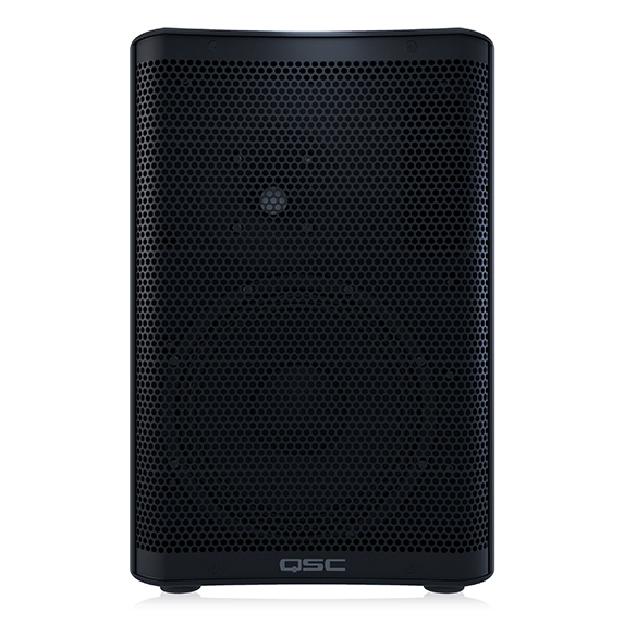 Профессиональная активная акустика QSC CP8 цена и фото