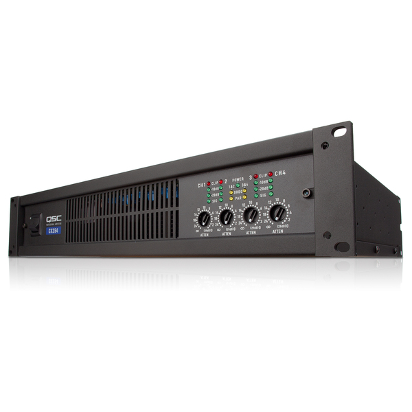 Профессиональный усилитель мощности QSC CX254 профессиональный усилитель мощности eurosound xz 1200