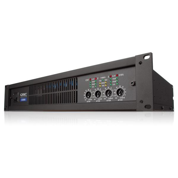 Профессиональный усилитель мощности QSC CX404 профессиональный усилитель мощности eurosound xz 1200