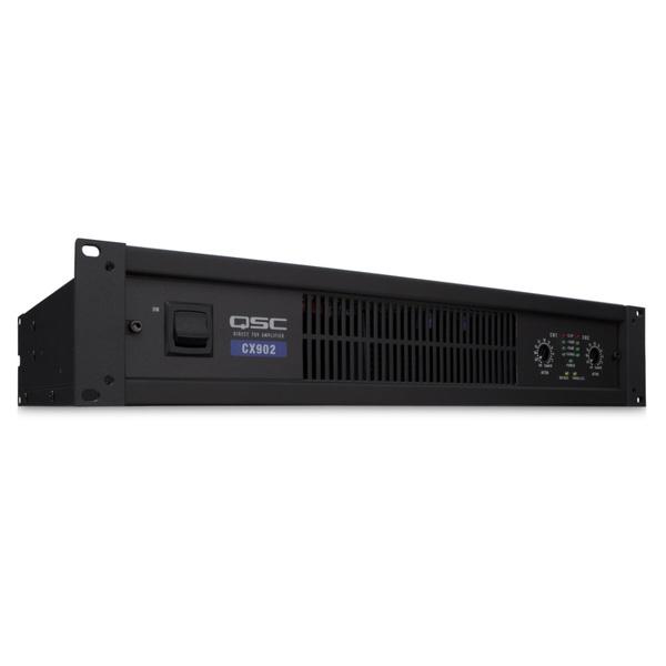 Профессиональный усилитель мощности QSC CX902 профессиональный усилитель мощности eurosound xz 1200