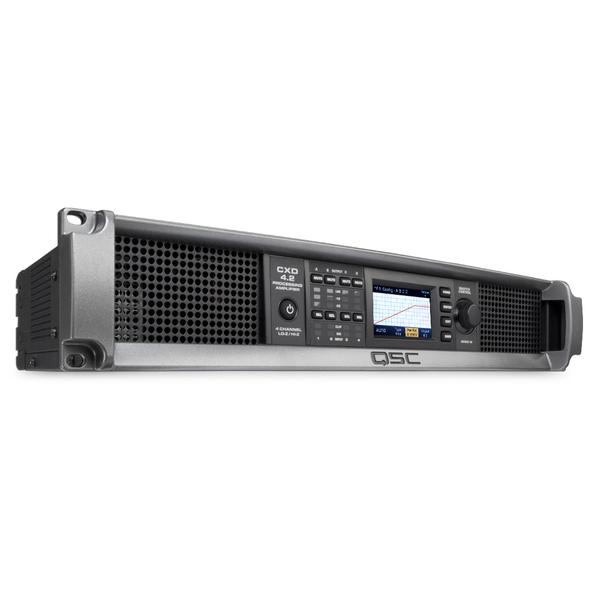 Профессиональный усилитель мощности QSC CXD4.2