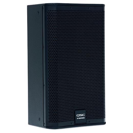 Профессиональная пассивная акустика QSC E110 Black цена и фото