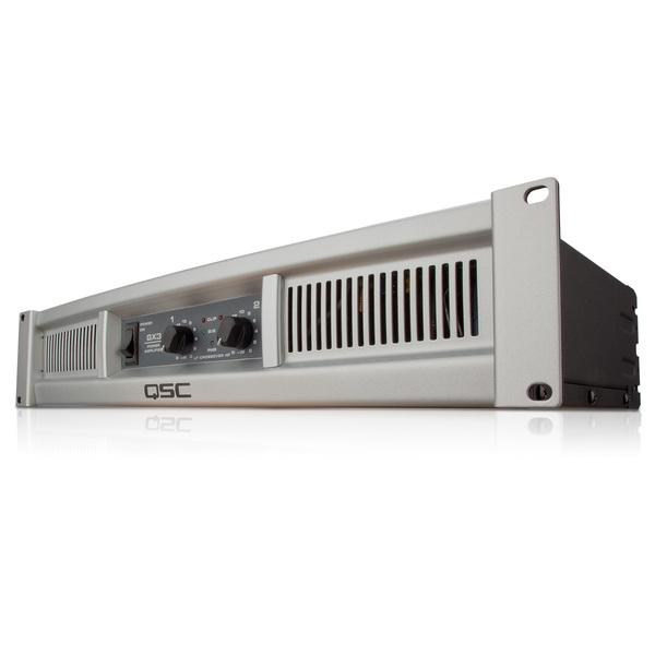 Профессиональный усилитель мощности QSC GX3 профессиональный усилитель мощности eurosound xz 1200
