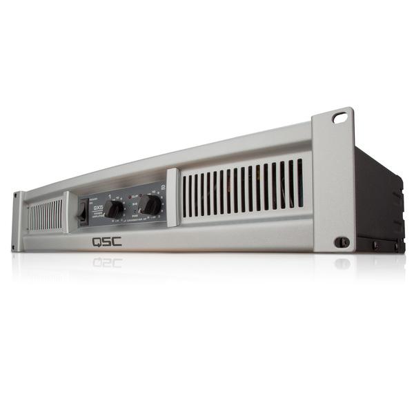 Профессиональный усилитель мощности QSC GX5 профессиональный усилитель мощности eurosound xz 1200