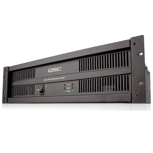Трансляционный усилитель QSC ISA500Ti профессиональный усилитель мощности qsc rmx850