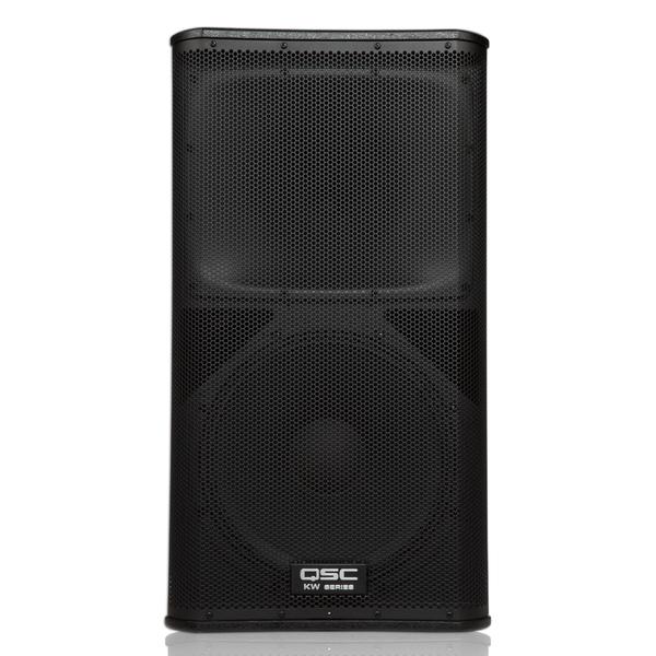 Профессиональная активная акустика QSC KW152 профессиональная активная акустика eurosound bbr 215a