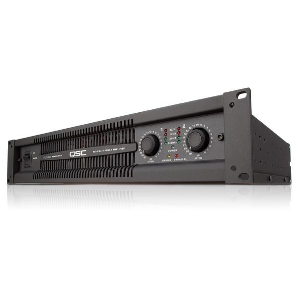 Профессиональный усилитель мощности QSC PL340 усилитель мощности 850 2000 вт 4 ом crown dsi 1000