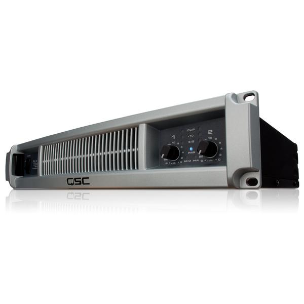 Профессиональный усилитель мощности QSC PLX2502 профессиональный усилитель мощности eurosound xz 1200