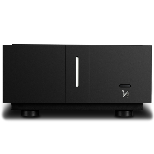 Стереоусилитель мощности Quad Artera Stereo Aluminium Black усилитель мощности 850 2000 вт 4 ом behringer europower ep4000