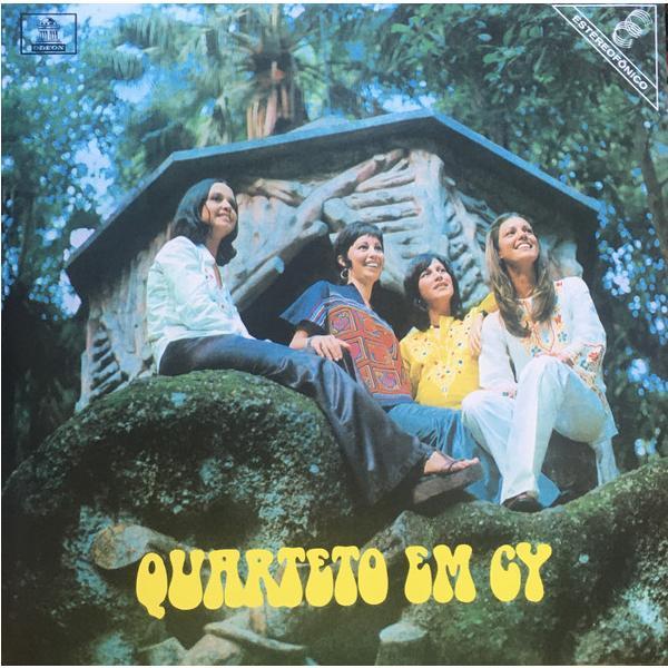 Quarteto Em Cy - (180 Gr)