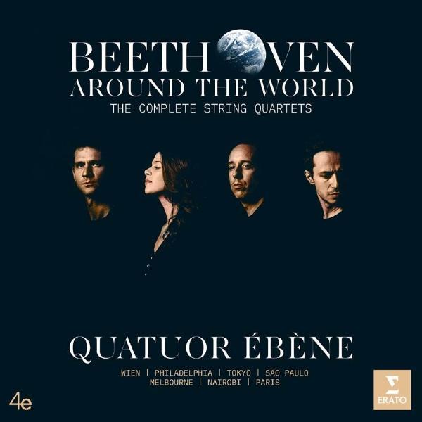 Beethoven BeethovenQuatuor Ebene - : String Quartets (180 Gr, 2 LP)
