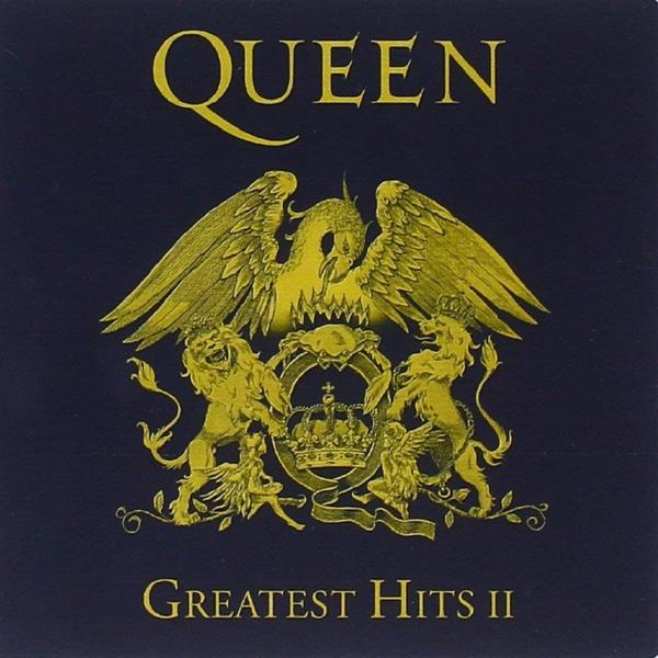 QUEEN - Greatest Hits Ii (limited, Colour, 2 LP)