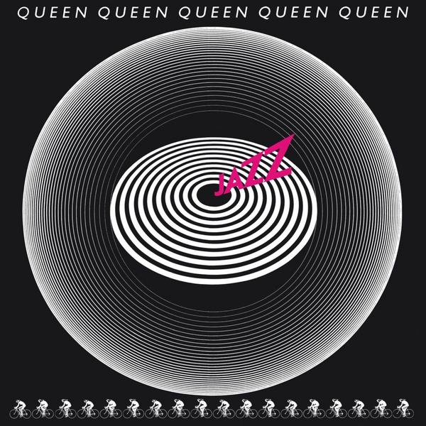 QUEEN - Jazz (limited, Colour, Half Speed)