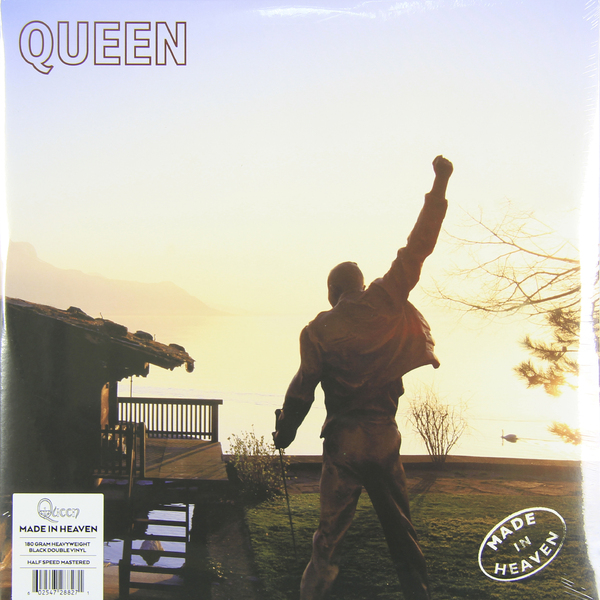 QUEEN QUEEN - Made In Heaven (2 Lp, 180 Gr) сувенир медвс кружка аничков мост акварель деколь 9 5см 7см [46 8149]
