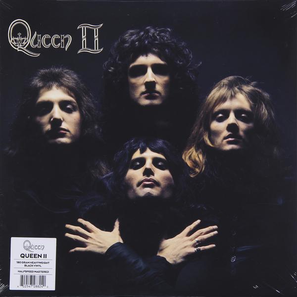 QUEEN QUEEN - Queen Ii (180 Gr) queen queen queen ii lp