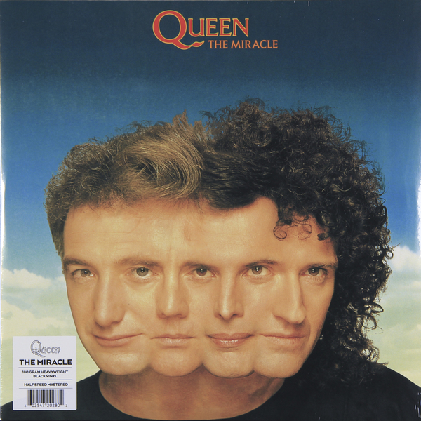 QUEEN - The Miracle (180 Gr)
