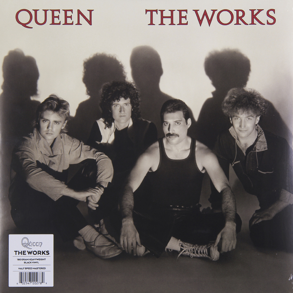 цена QUEEN QUEEN - The Works (180 Gr) в интернет-магазинах