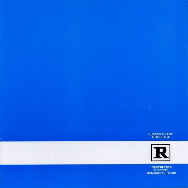 Queens Of The Stone Age Queens Of The Stone Age - Rated R (reissue)