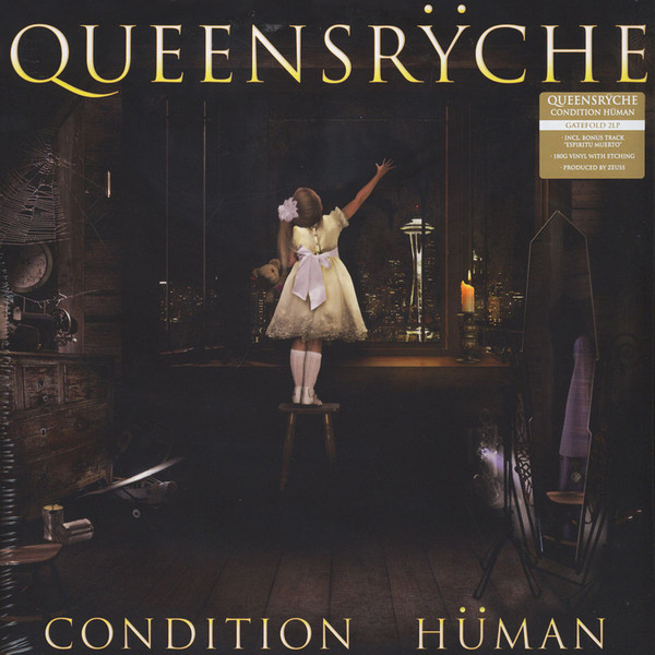 Queensryche - Condition Human (2 LP)