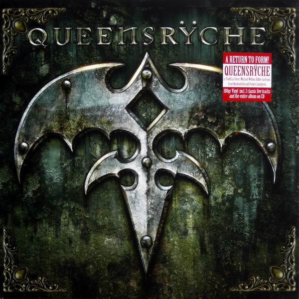 Queensryche Queensryche - Queensryche (lp+cd)