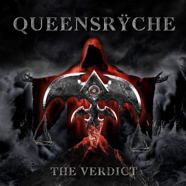 Queensryche Queensryche - The Verdict (lp+cd) the brass verdict