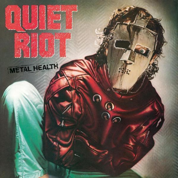 Quiet Riot - Metal Health (colour)