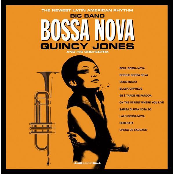 Quincy Jones Quincy Jones - Big Band Bossa Nova adams john quincy ex president john quincy adams in pittsburgh in 1843