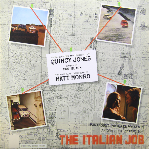 Quincy Jones Quincy Jones - Italian Job dk eyewitness top 10 travel guide italian lakes