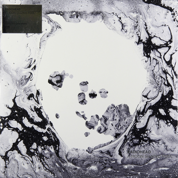 Radiohead - A Moon Shaped Pool (2 LP)