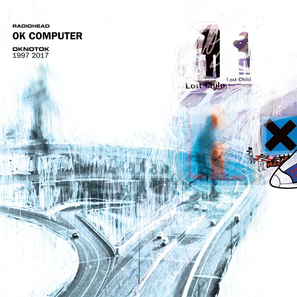 Radiohead Radiohead - Ok Computer Oknotok 1997-2017 (3 Lp, 180 Gr) radiohead ok computer 2 lp