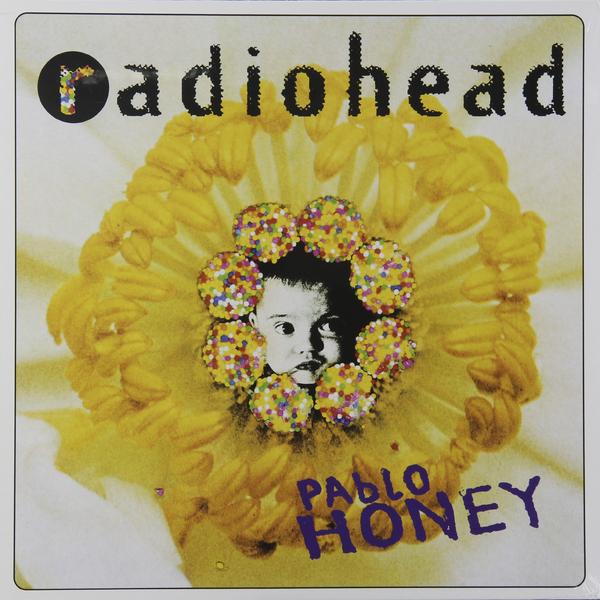 Radiohead Radiohead - Pablo Honey aro pablo w20 bia grey