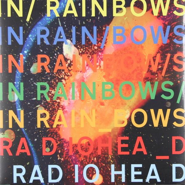Radiohead Radiohead - In Rainbows radiohead ok computer 2 lp