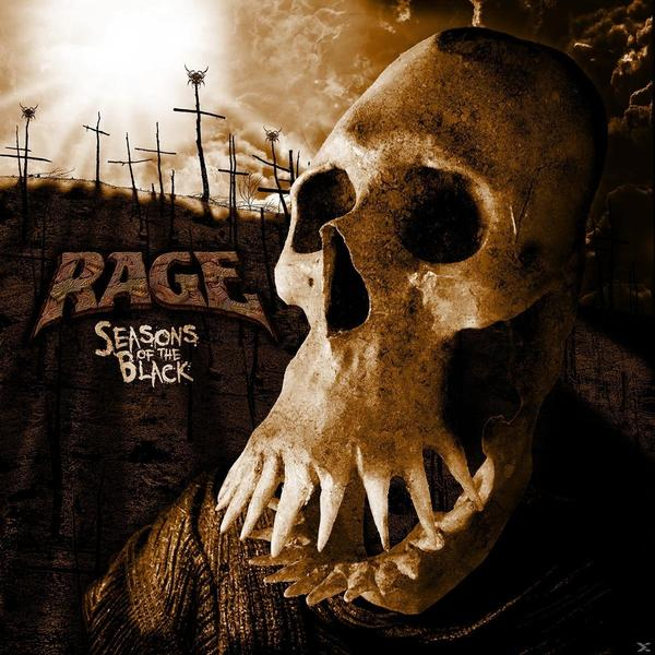 RAGE RAGE - Seasons Of The Black (2 LP) rage rage the devil strikes again 2 lp colour