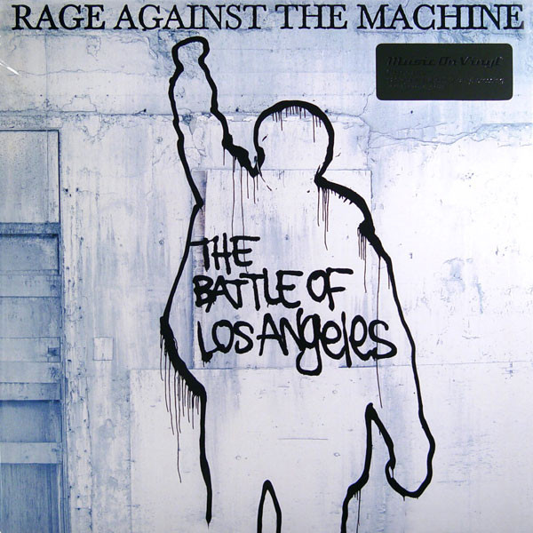 Rage Against The Machine Rage Against The Machine - Battle Of Los Angeles against the physicists – against the ethicists l311 v 3 trans bury greek