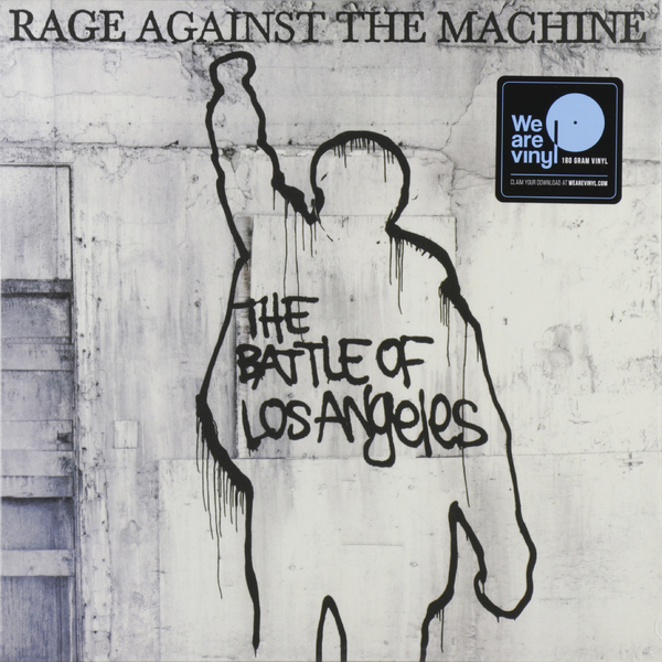 Rage Against The Machine Rage Against The Machine - Battle Of Los Angeles (180 Gr)