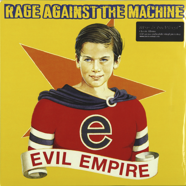 Rage Against The Machine Rage Against The Machine - Evil Empire (180 Gr) against the physicists – against the ethicists l311 v 3 trans bury greek