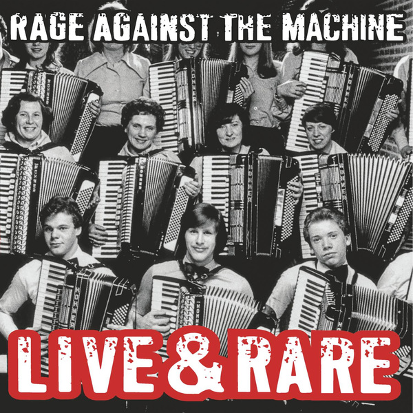 Rage Against The Machine Rage Against The Machine - Live Rare (2 Lp, 180 Gr)
