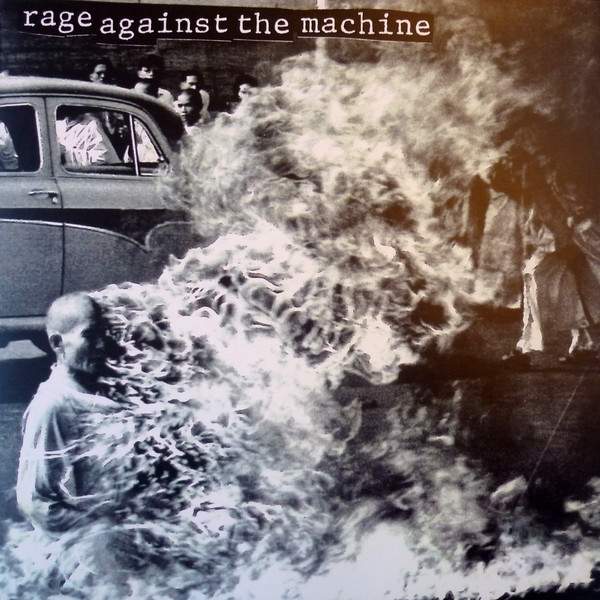 Rage Against The Machine Rage Against The Machine - Rage Against The Machine rage rage the devil strikes again 2 lp colour