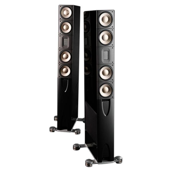 Напольная акустика Raidho XT-3 Piano Black акустика центрального канала vienna acoustics theatro piano black