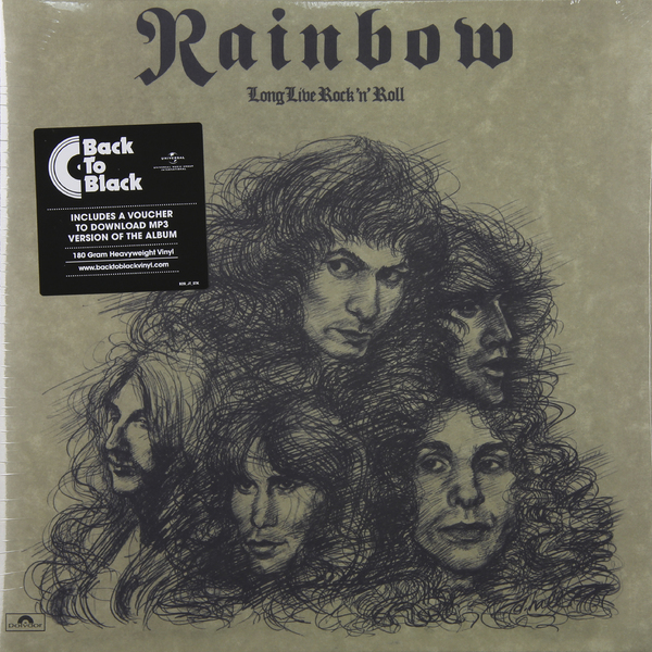 Rainbow Rainbow - Long Live Rock'n'roll (180 Gr) guano apes guano apes proud like a god 180 gr colour